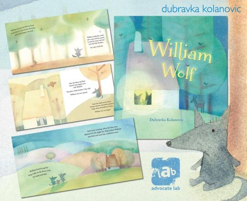 dubravka-kolanovic-writes-and-illustrates-william-wolf