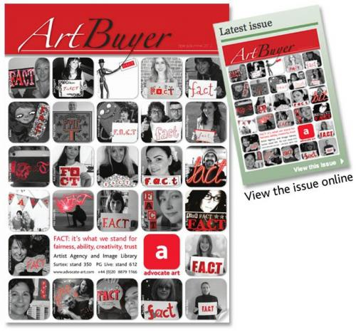 advocate-artists-on-art-buyer-cover