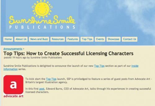 advocate-art-have-a-feature-page-on-sunshine-smile-publications