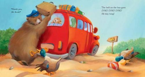 the-wheels-on-the-bus-by-illustrator-polona-lovsin