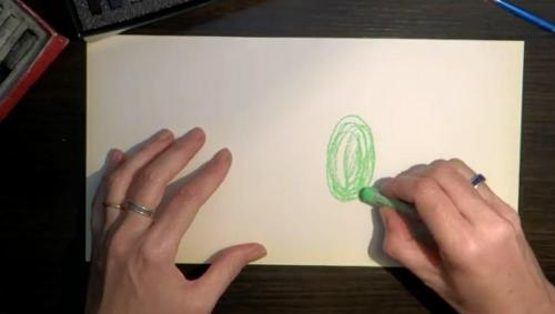 how-to-draw-a-green-cat-in-one-minute