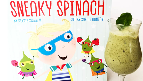 sophie-hanton-s-sneaky-spinach-featured-on-sparkling-in-second