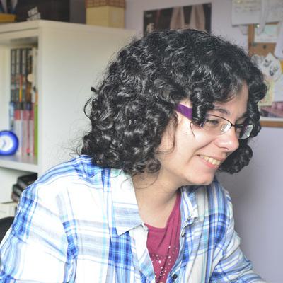 마리나 페레즈 루케 (Marina Pérez Luque)
