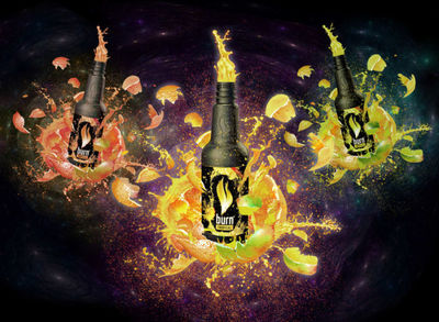 advertising-illustration-bottle-juice-burn-jpg