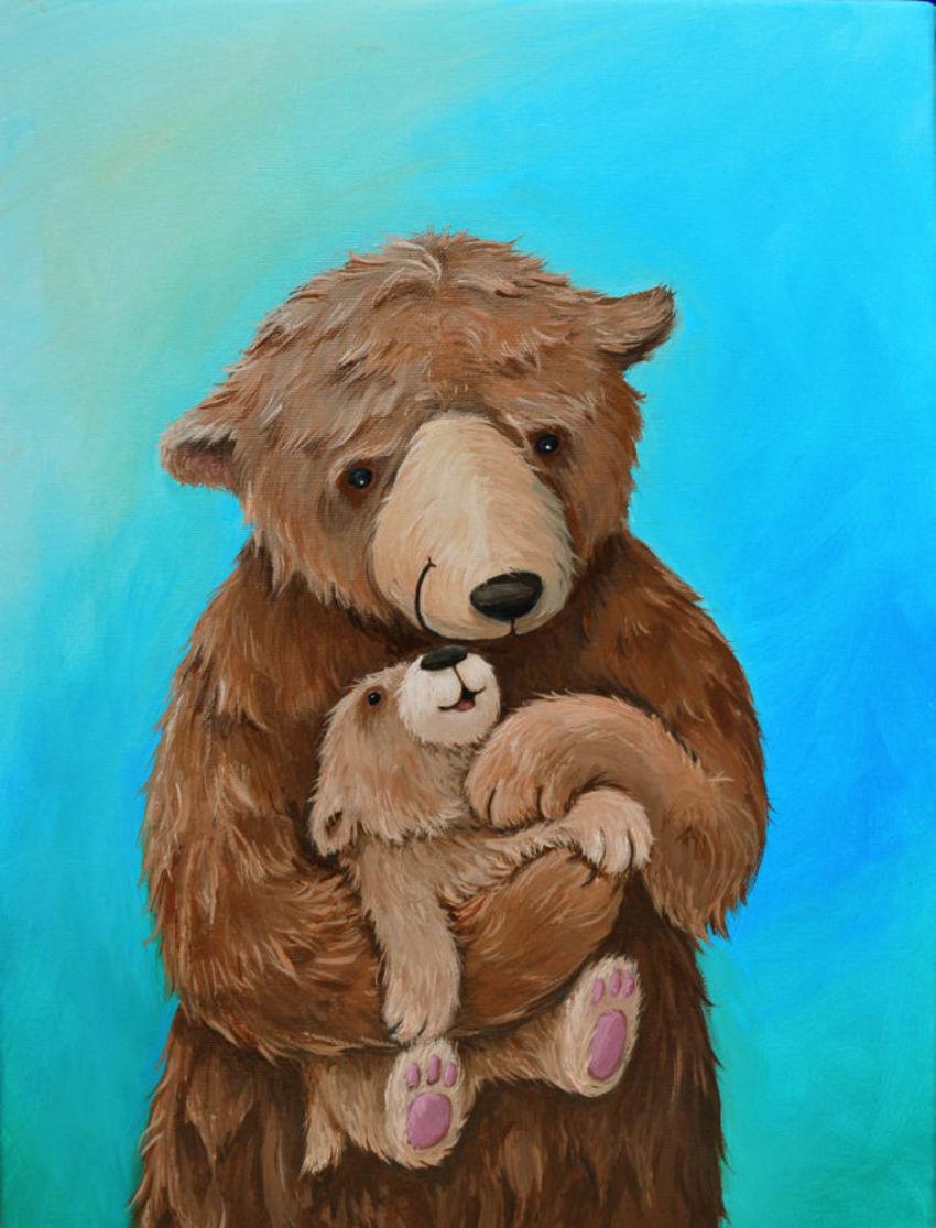 Big Bear And Little Bear