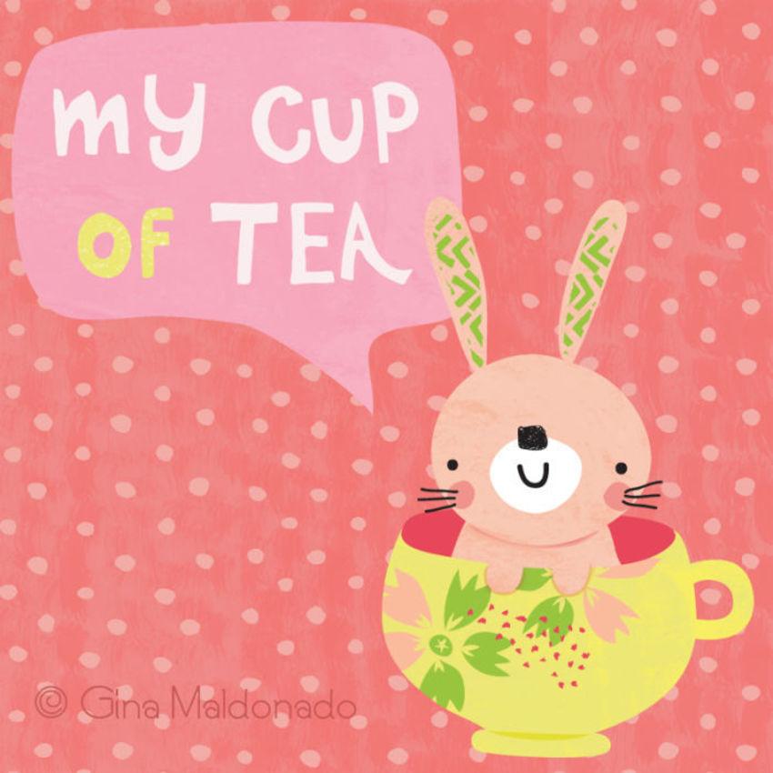 My Cup Of Tea - GM