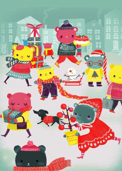 bears-christmas