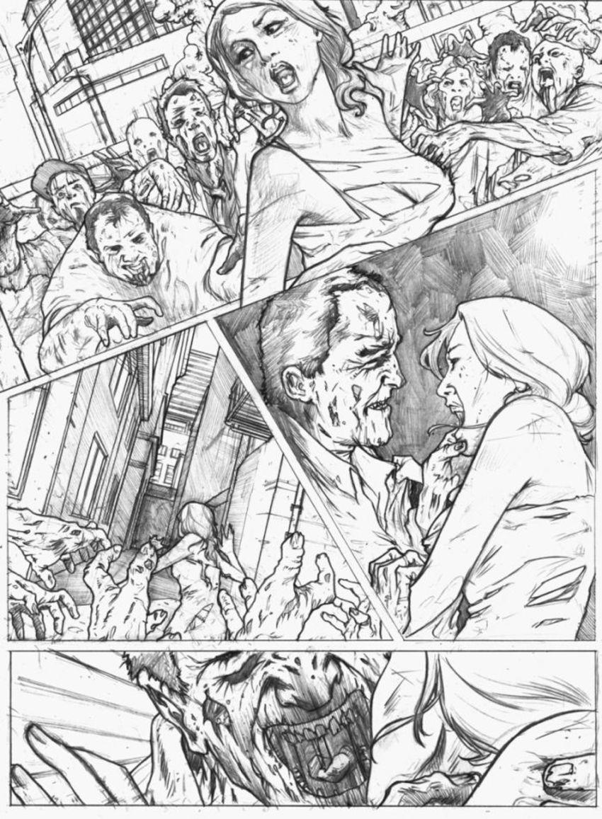 Zombie-pencil