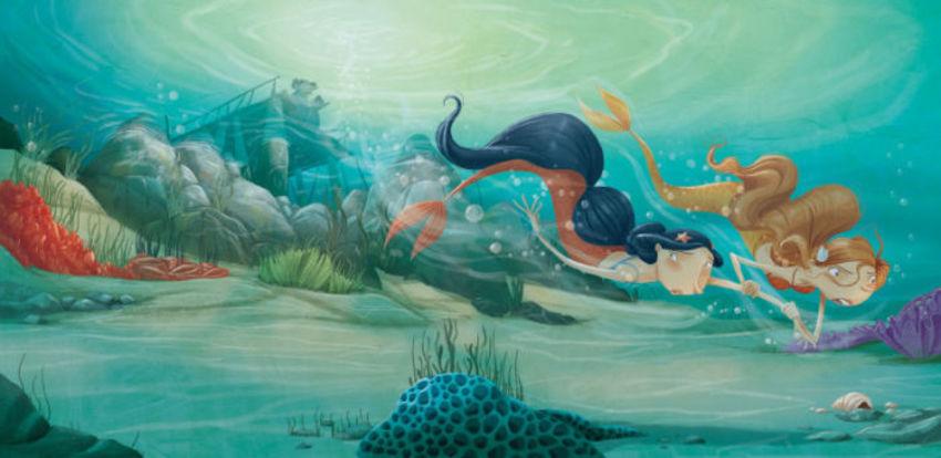 9 Mermaid