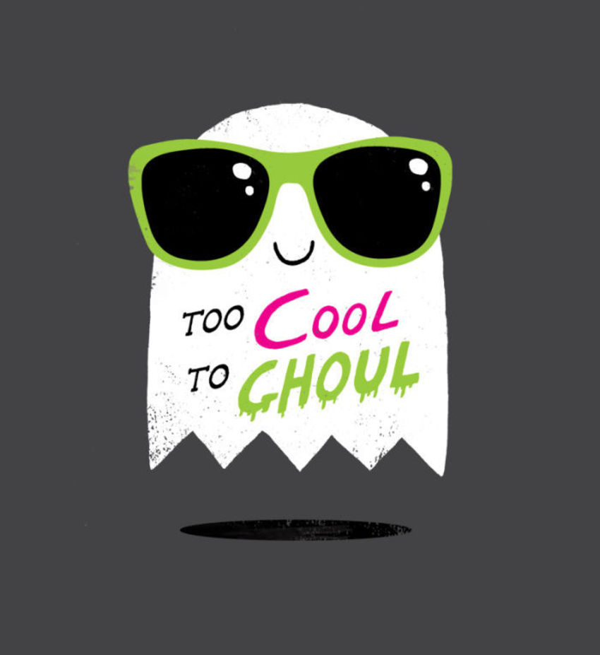 Too Cool To Ghoul