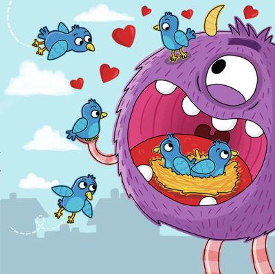 monster-birds