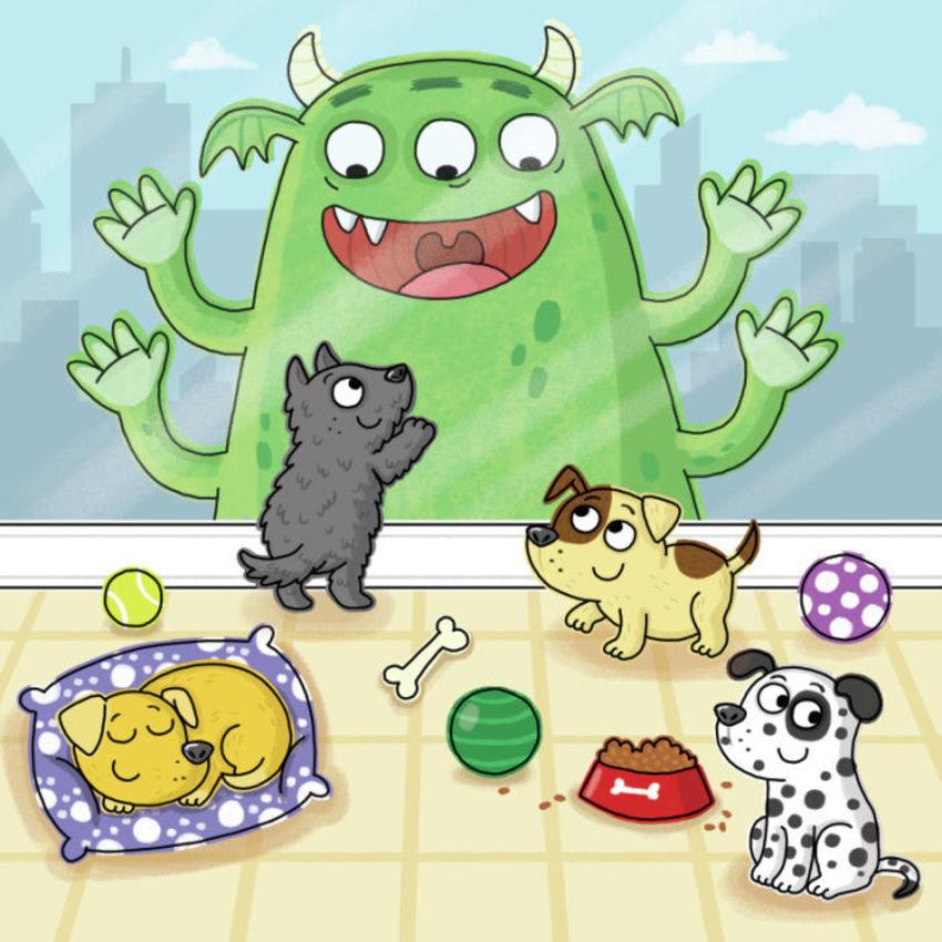 Monster Petshop