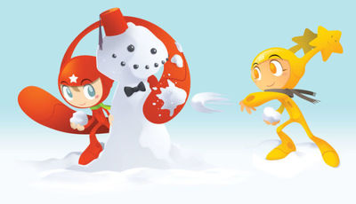 snowball-fight-characters