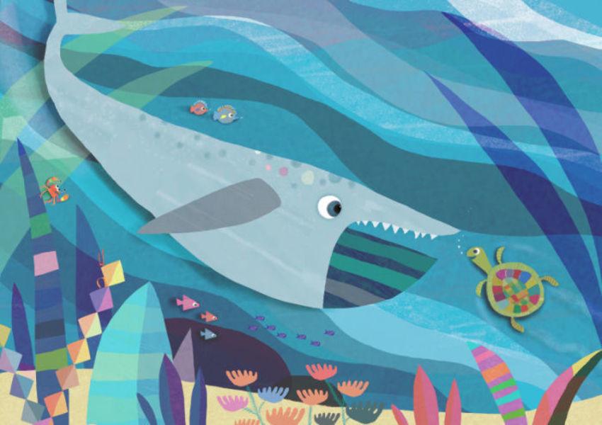 Mr Whale Meets Mt Turtel