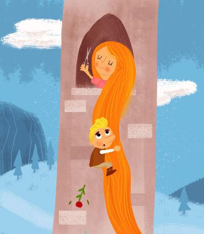 rapunzel-fairytale