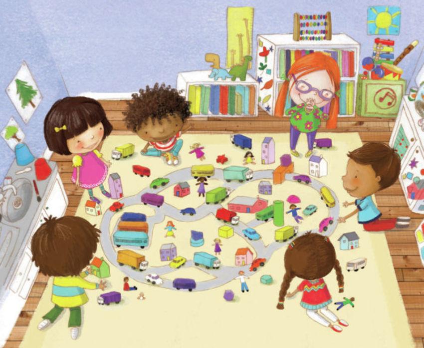 School_play_children