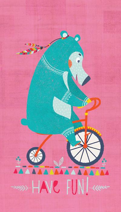 bohemian-bear-on-bicycle