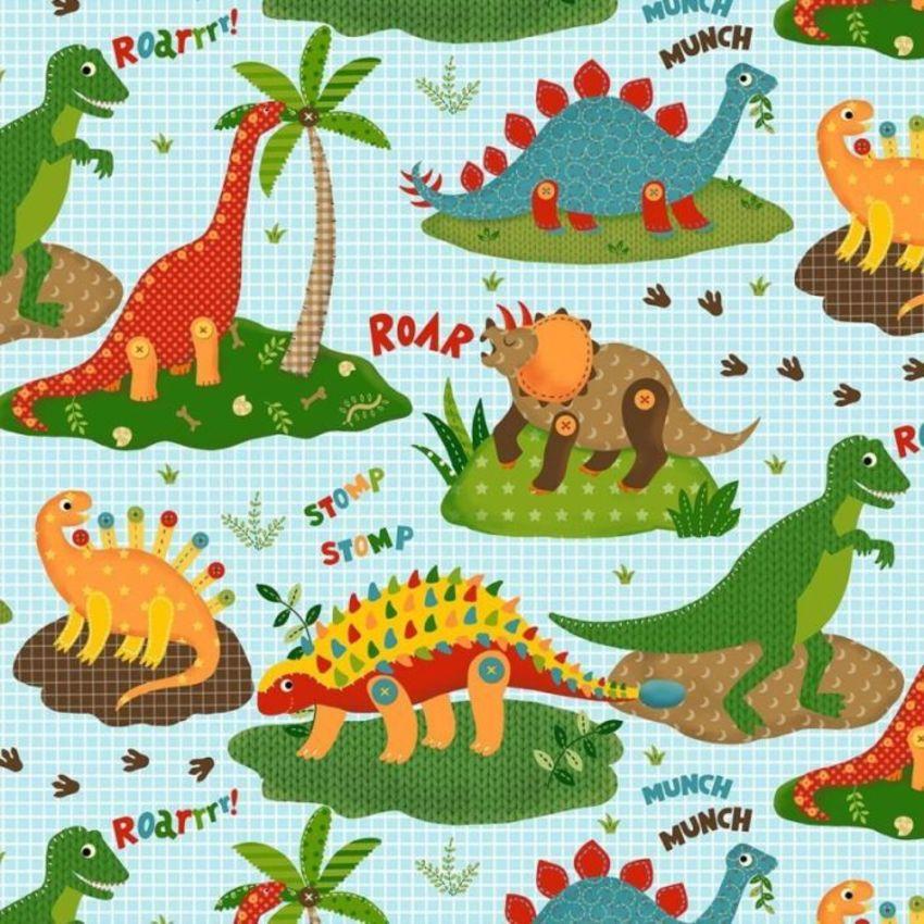 DA-476 Dinosaurs