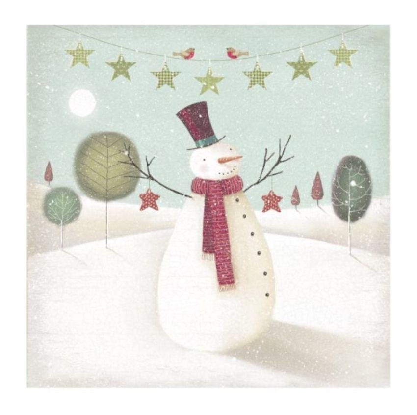 Homestead Snowman 2