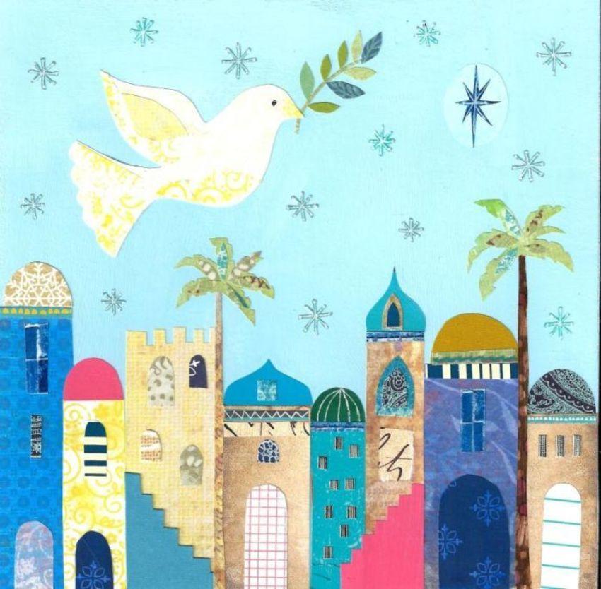 Liz And Kate - New Bethlehem Dove