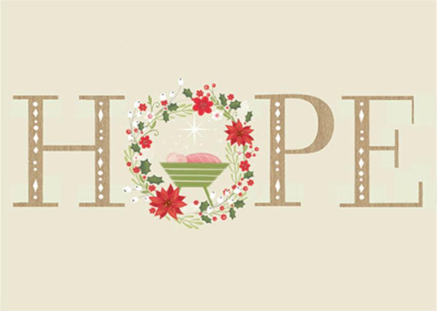 Sophie Hanton - HOPE Christmas SEH1341