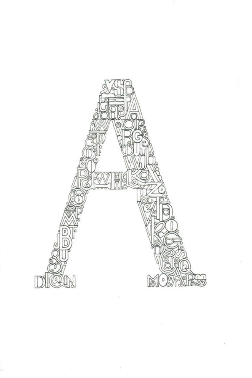 A Is For Alphabet Copy