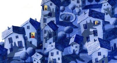 blue-town
