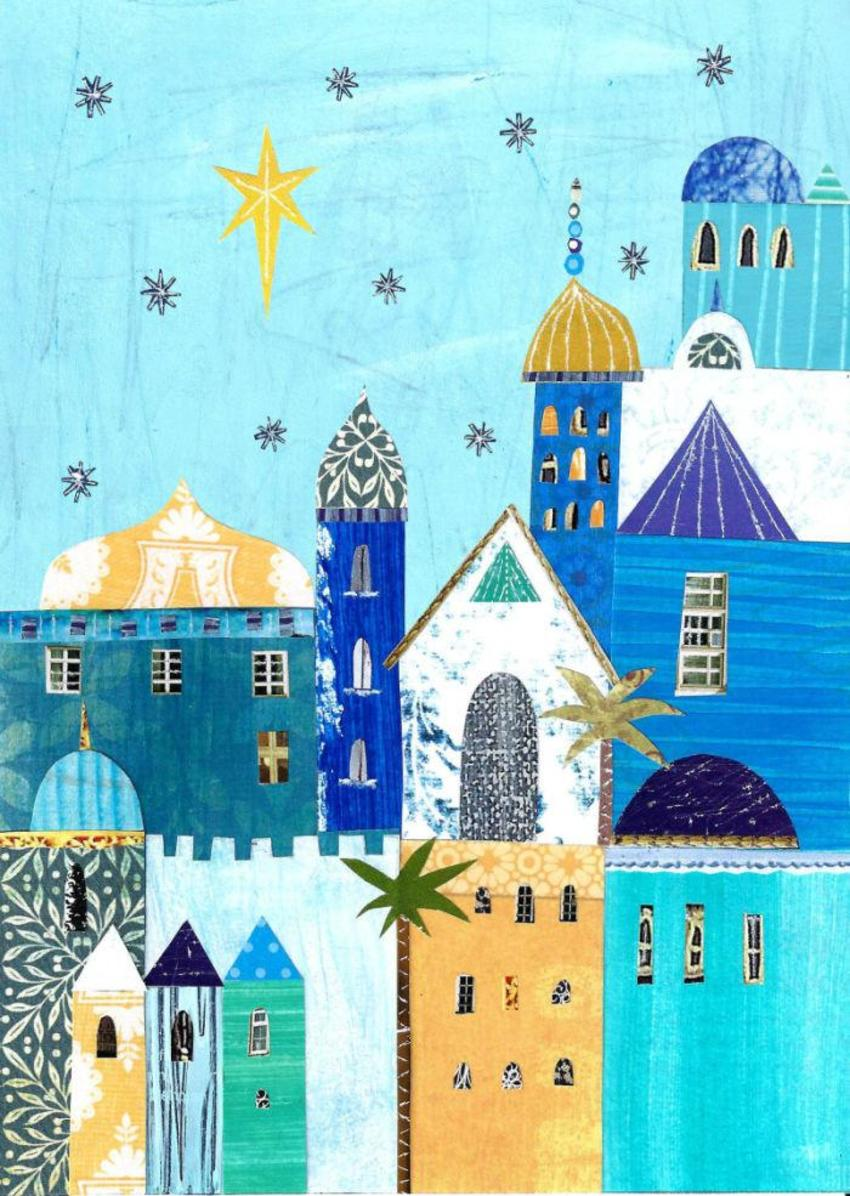 Liz-and-kate-bethlehem-town-blue