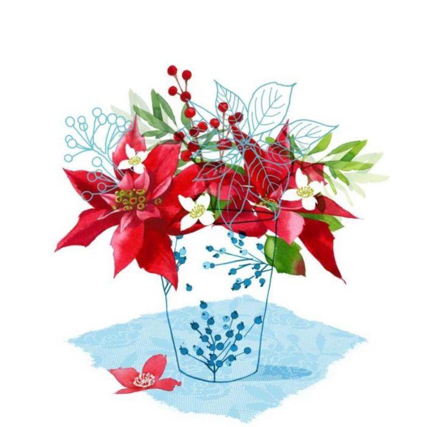 Christmas-vase-1