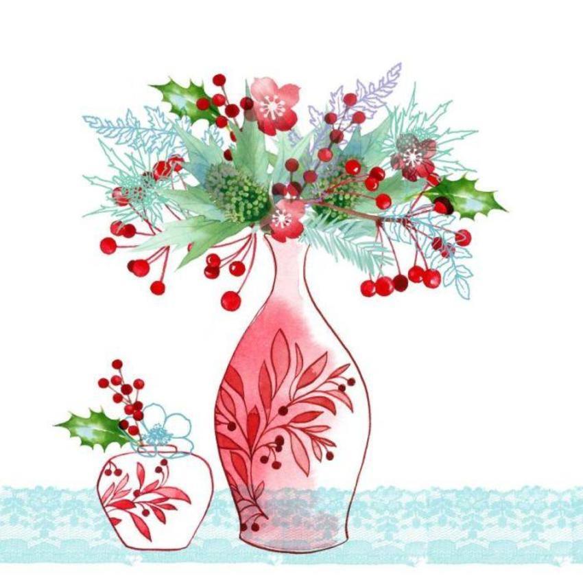 Christmas-vase-2