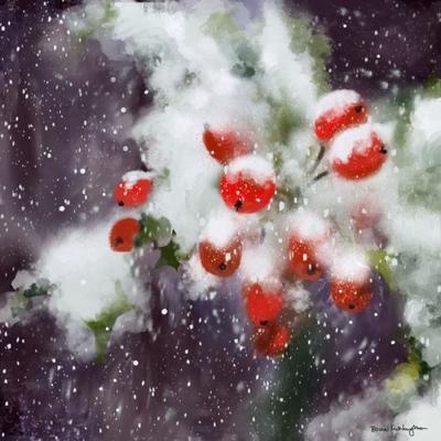 snowy-holly