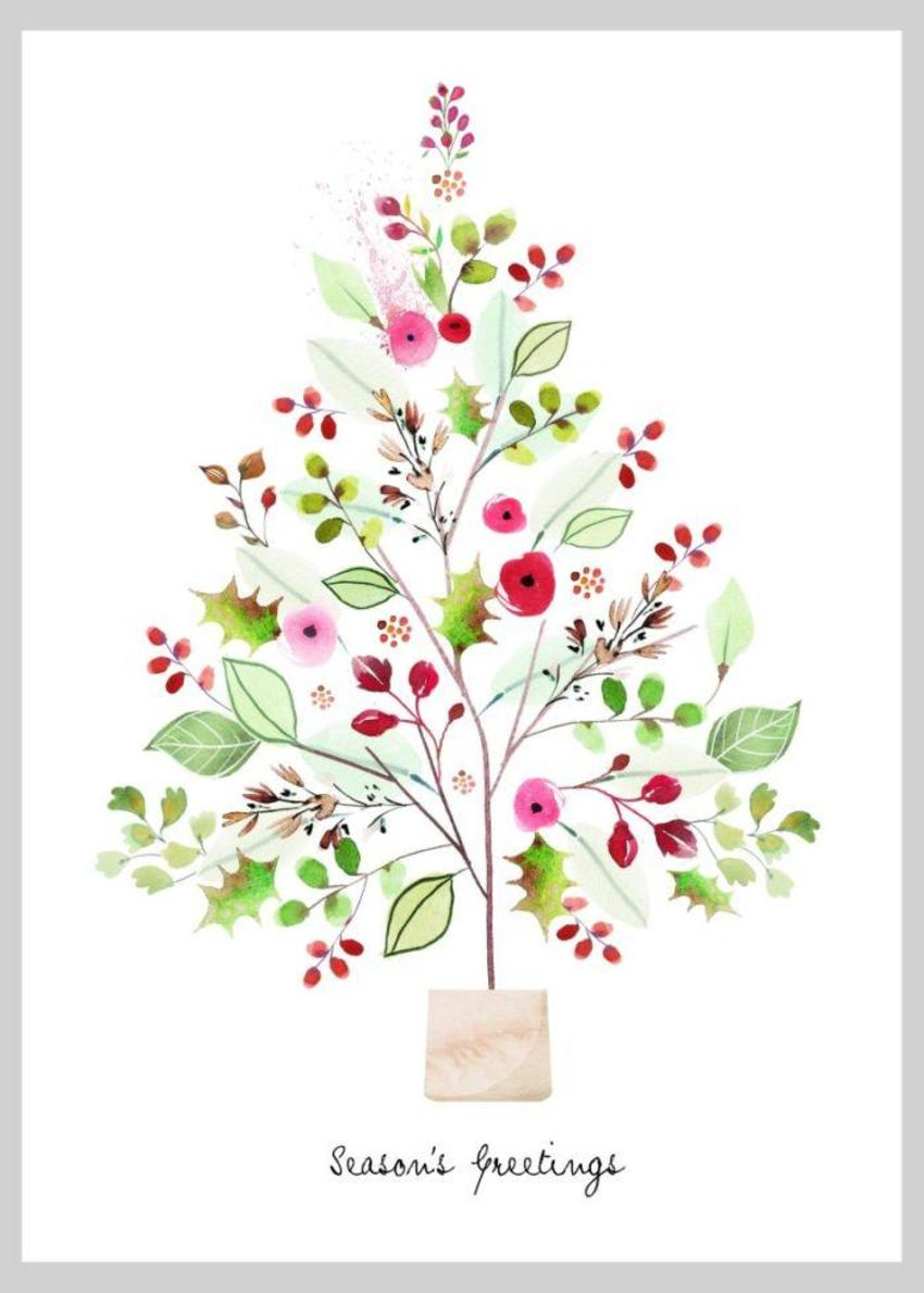 Loose Christmas Tree