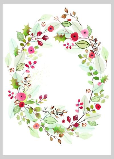 loose-christmas-wreath