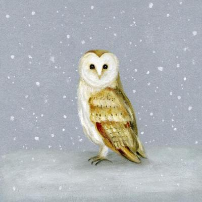 christmas-snow-owl