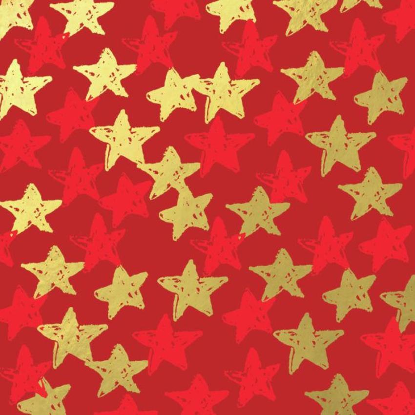 Crayon Stars - Pattern - GM