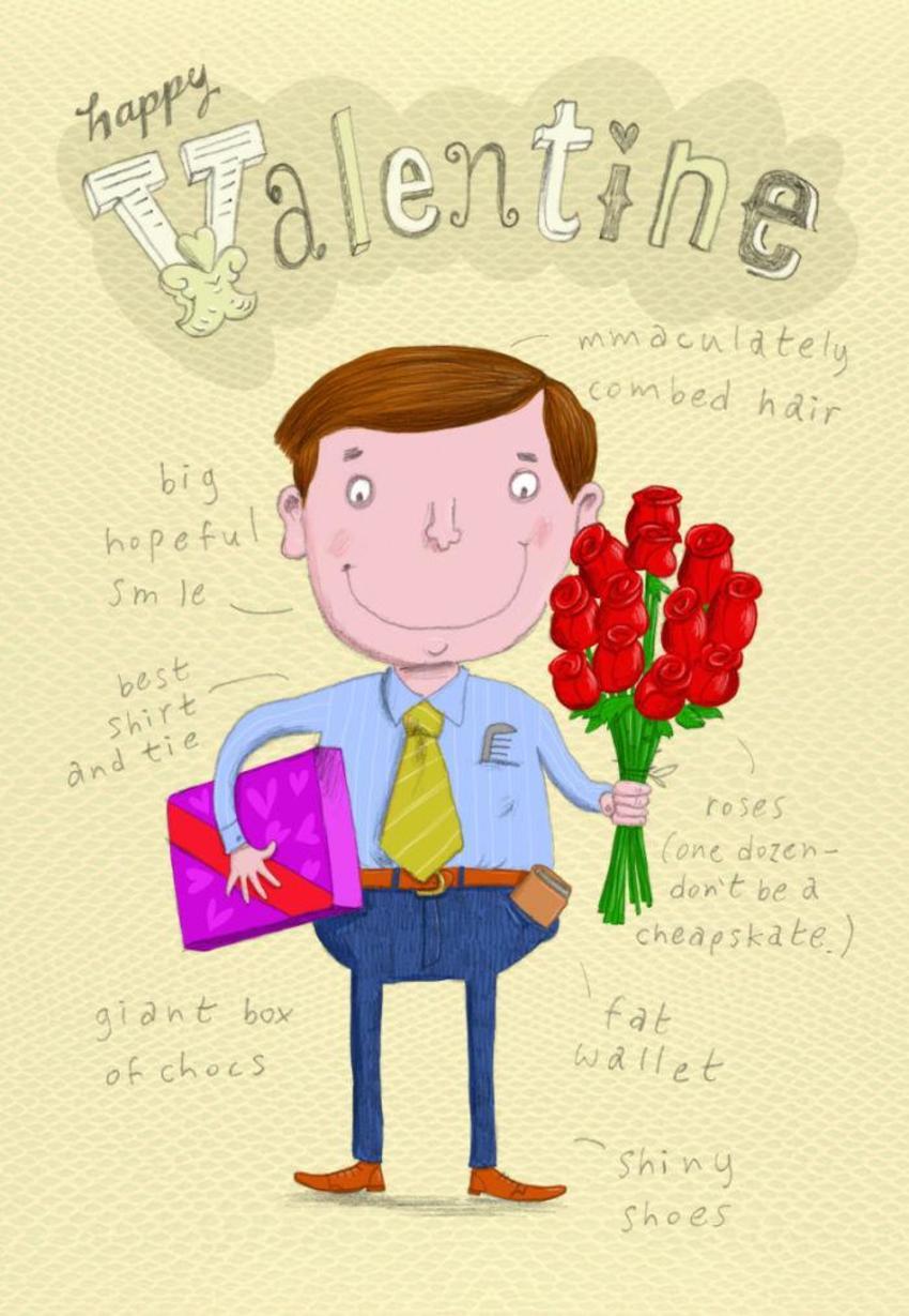 Valentine Male