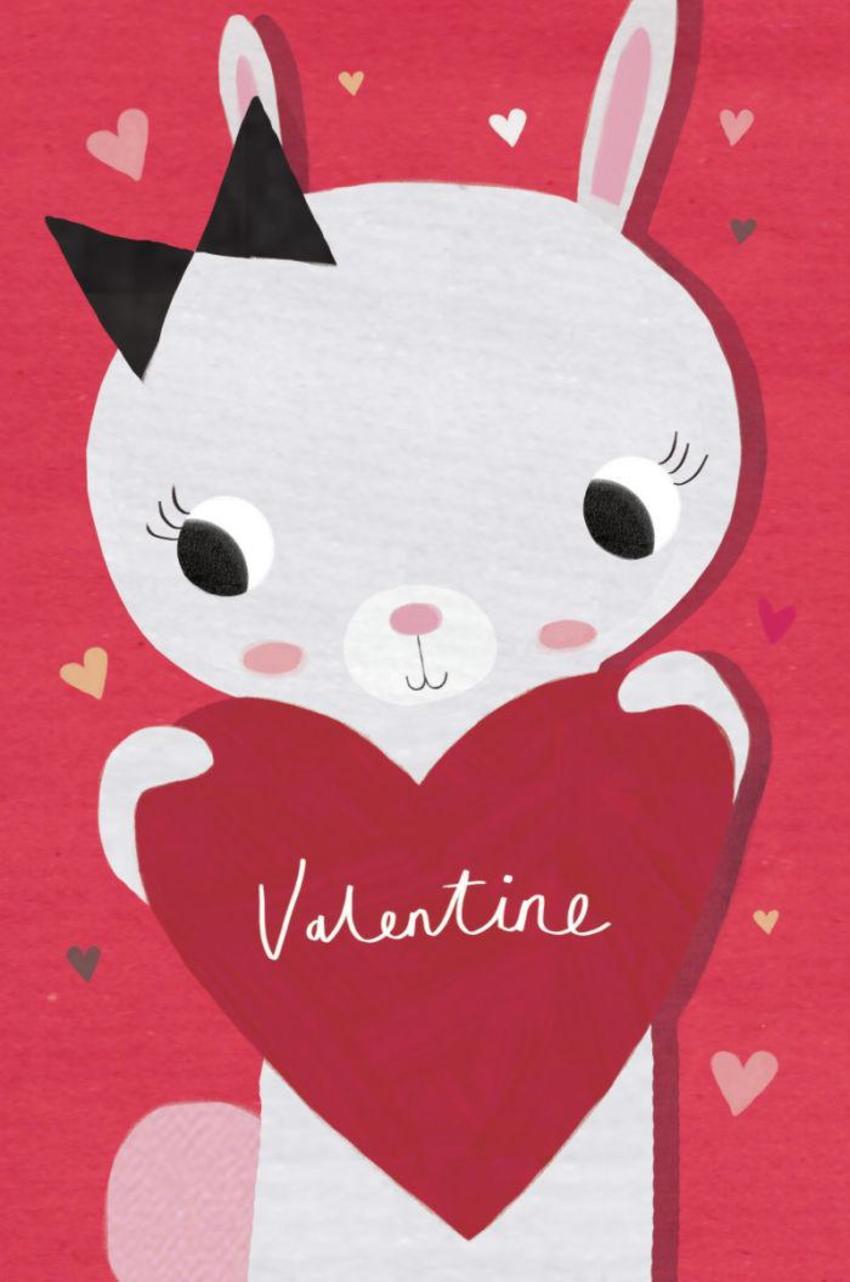 Valentine Big Bunny Katie S