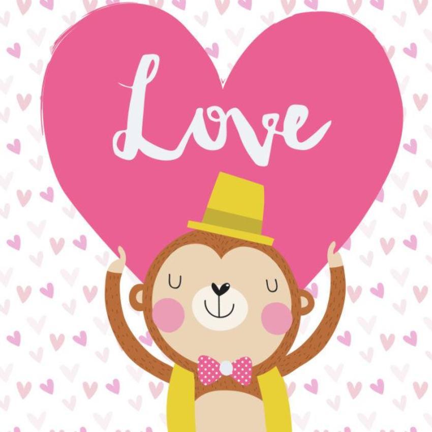Love Monkey - GM-01