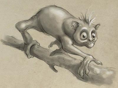 creature-concept-lemur