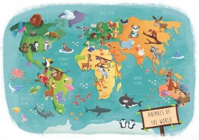animal-map