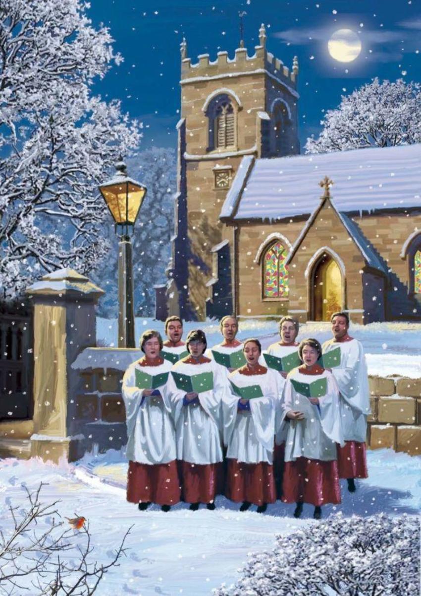New Xmas Church Choir Copy