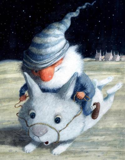 the-gnome-on-the-rabbit