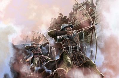 medieval-siege-figth-fantasy-longbow-archer