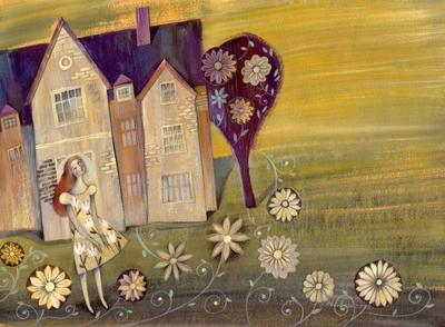 girl-countryhouse