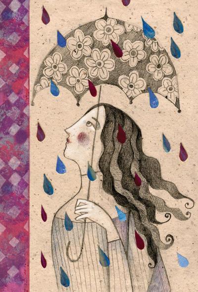 girl-rain