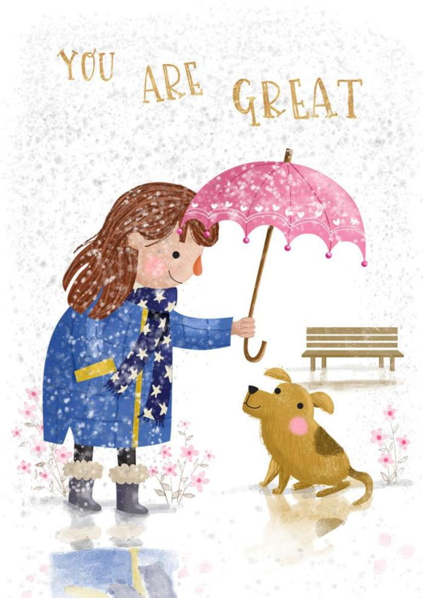 Rain And Dog - You Are Great- GM