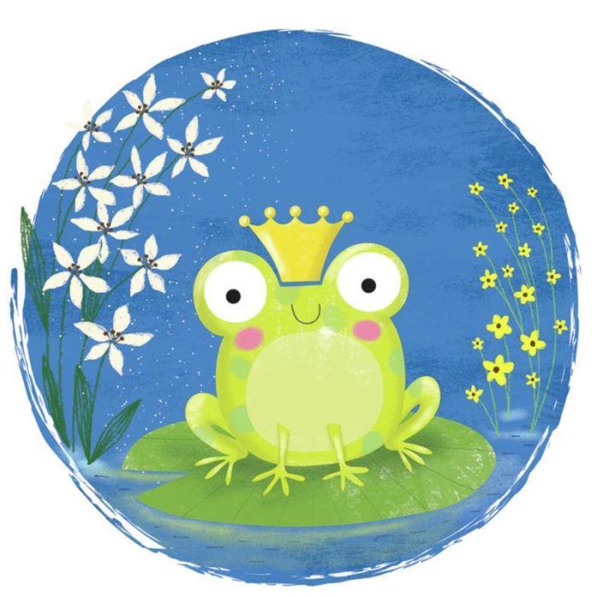 Frog Prince-GM