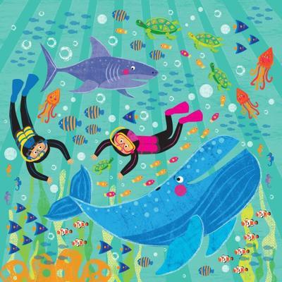 lizalewisunder-the-sea
