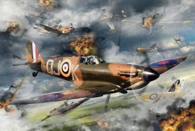 spitfirebattle
