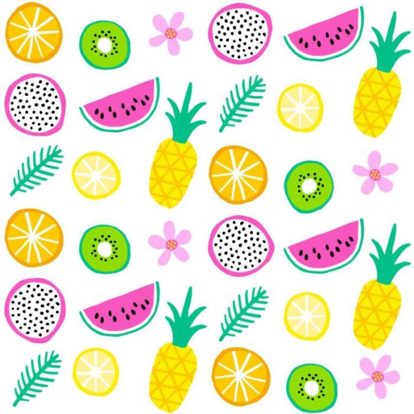 Fruity Pattern